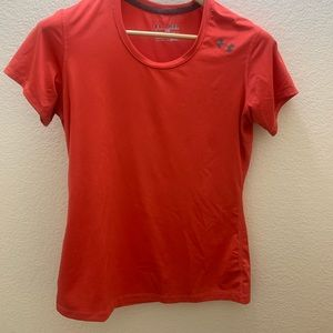 Under amour workout tee